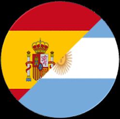 Espanhol.